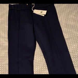Tory Burch Ponty cropped flare pants